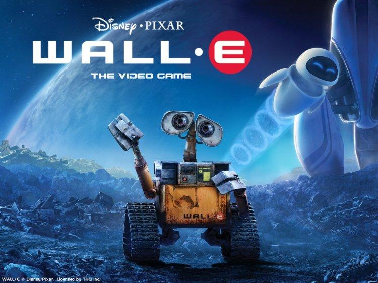 Wall - E y Eva