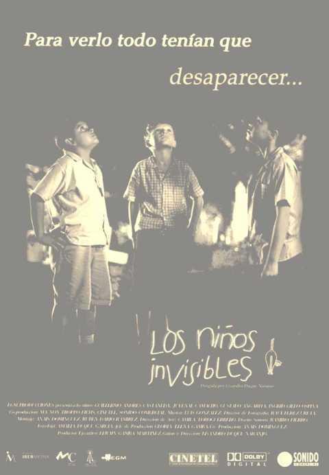 Los niños invisibles