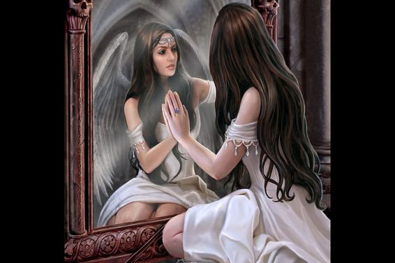True-reflection