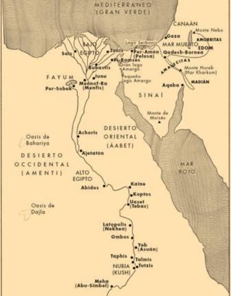 Egipto-Moises